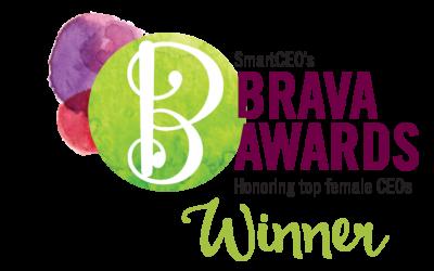 Congratulations…Cheryl Gentry Wins SmartCEO Brava Award