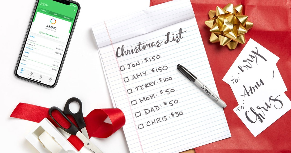 5 Ways to Budget for Christmas in a Pandemic