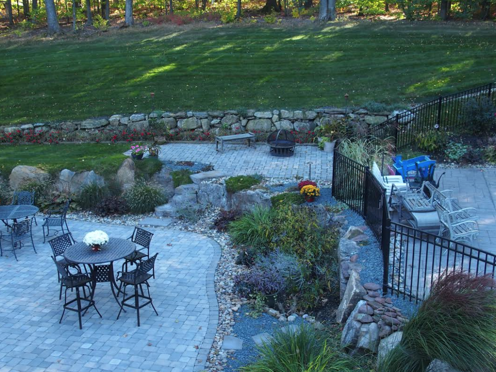 Custom Landscaping and Retaining Walls