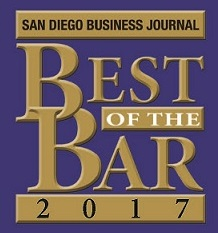 """Robert Hill Selected to """"Best of the Bar"""" list for Third Consecutive Year"""