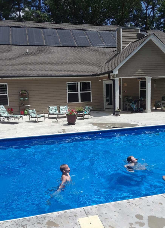 Jennifer Goodrich swimming warm2