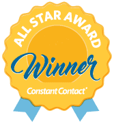 BeGraphic Constant Contact Award