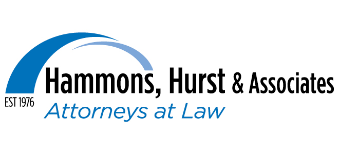 BeGraphic Logo Design-Hammons Law Logo