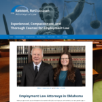 BeGraphic Website Design Sample-Hammons Law