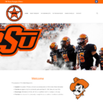 BeGraphic Website Design Sample-OSU State Rangers RVs