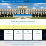 BeGraphic Website Design Sample-The Baker Group