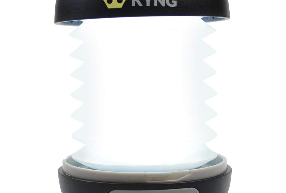 Why you should have a Rechargeable Solar LED Lantern