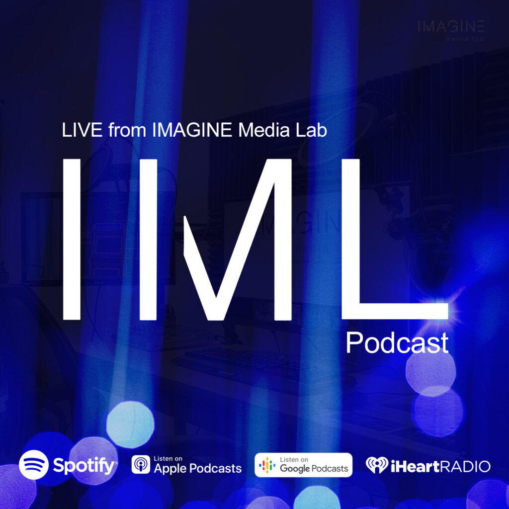 PODCAST Cover - Find Us - IML