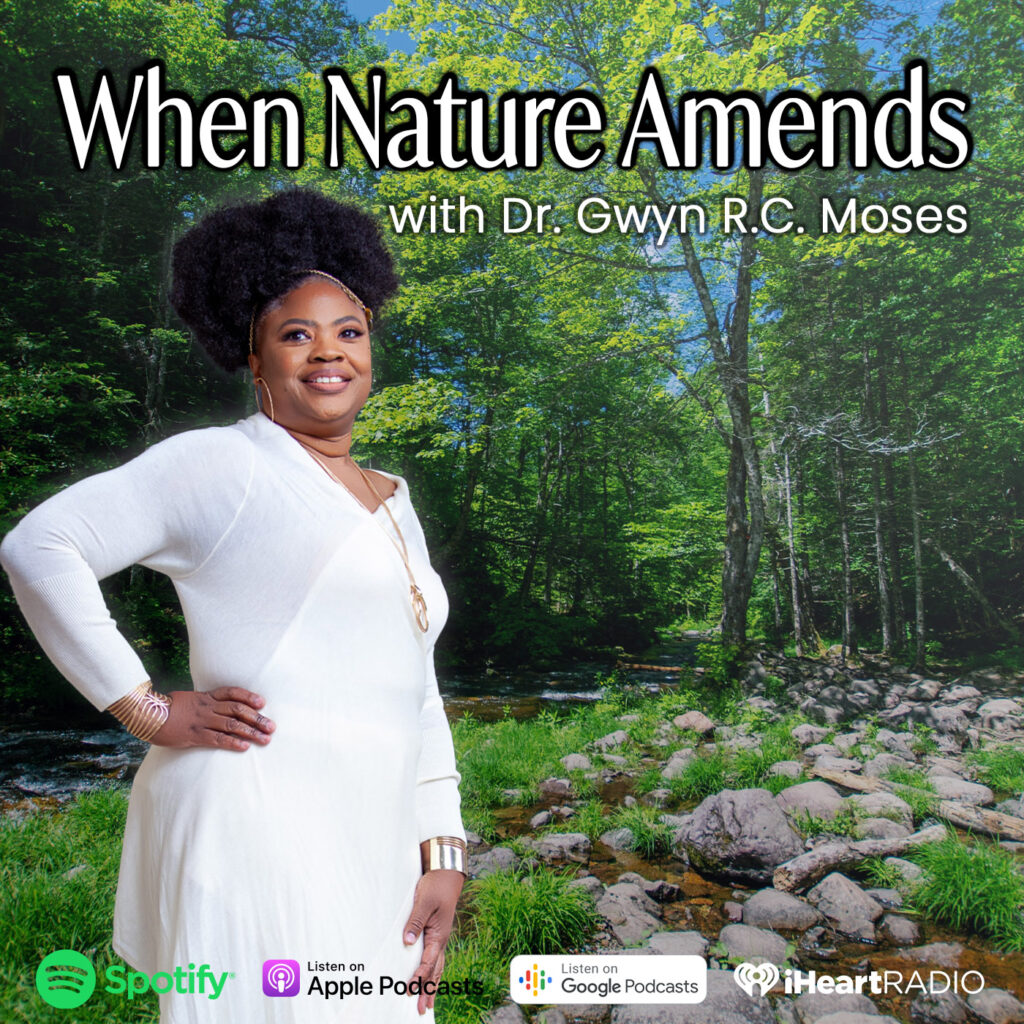 Podcast When Nature Amends Promotional