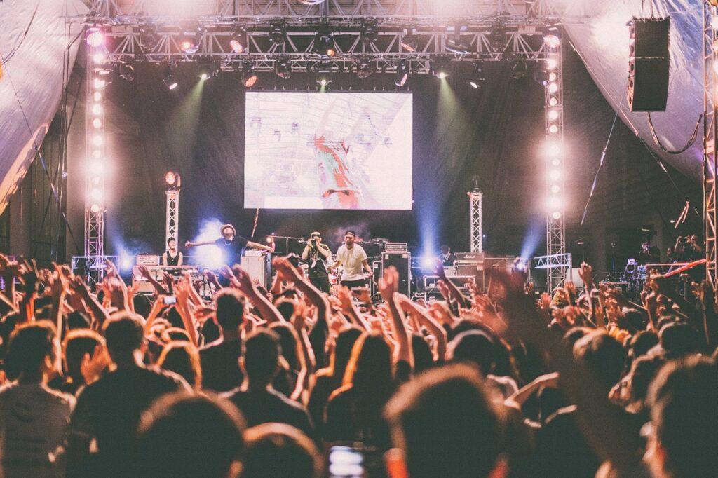 concert, show, music