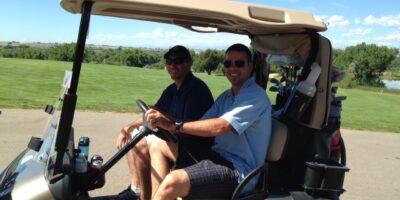 Golf Event Photos