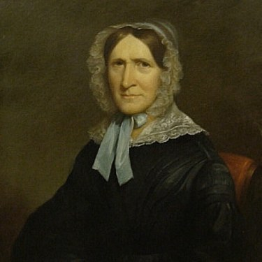 Unknown Artist English Lady circa 1820 30x25 Oil
