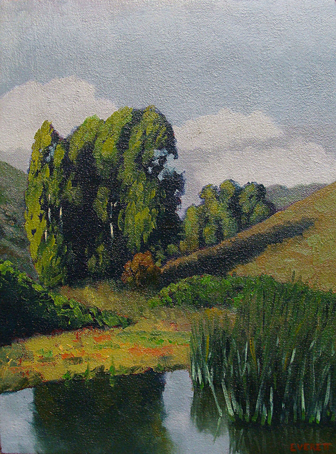 Local Color by Charles Buchanan, Naked Art Gallery at