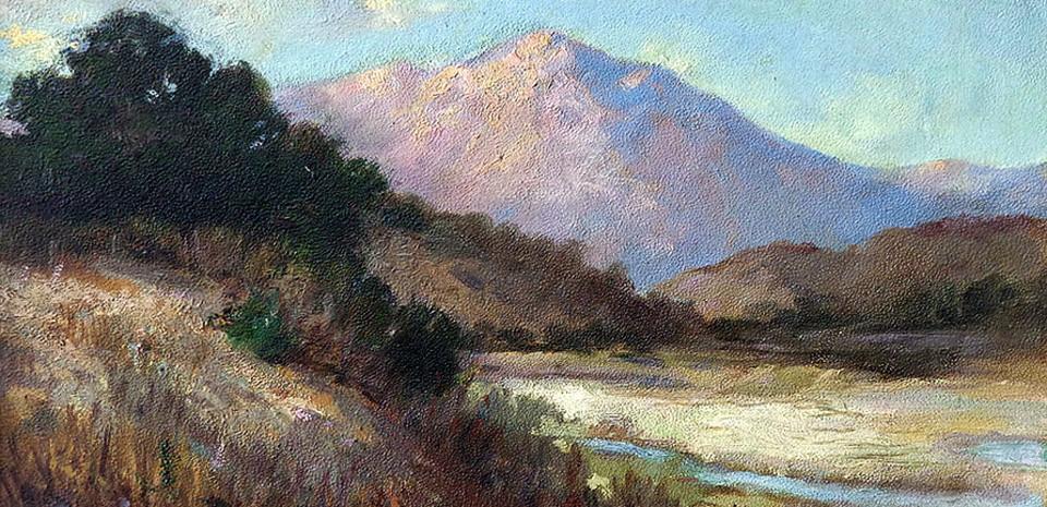 Nicholas Leopold Denubila Mt Tamalpias