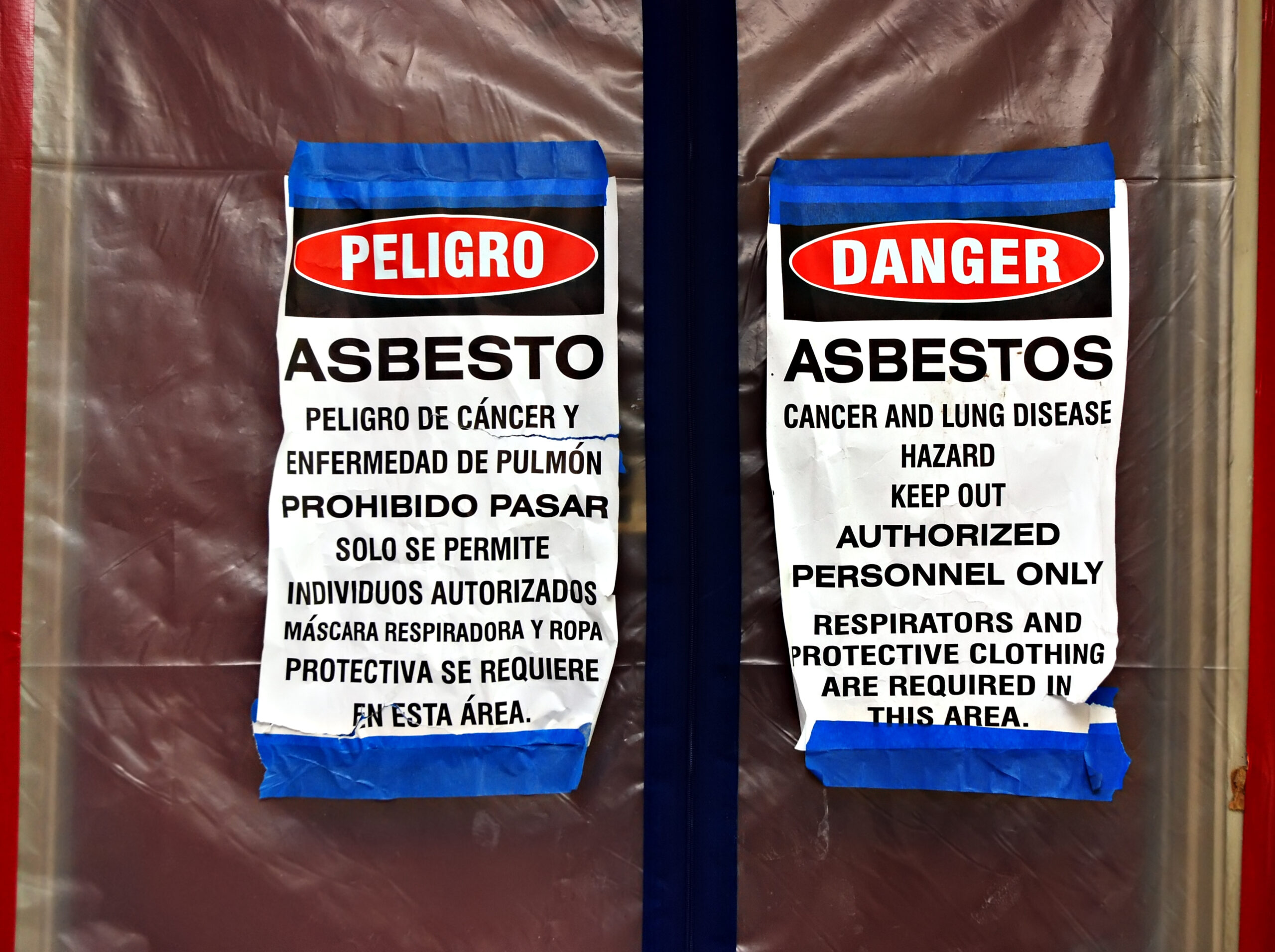 Our Services - Asbestos Abatement