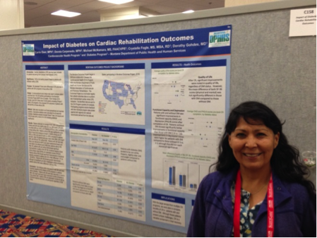 Carrie Oser – Cardiovascular Health Program – AACVPR Conference Washington DC 2015