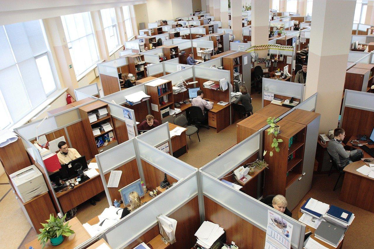russia, office, men