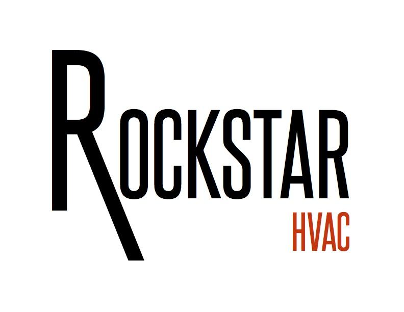 Rockstar HVAC Logo