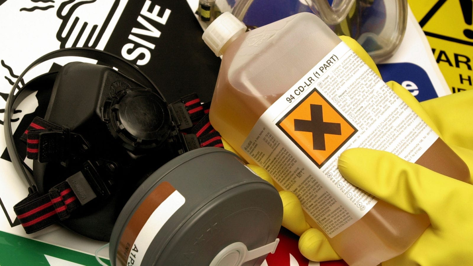 RoSPA approved COSHH hazardous materials handling course