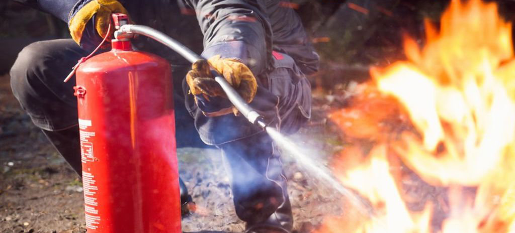 RoSPA approved fire safety course in East Yorkshire