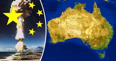 Trung Quốc đe dọa Úc bằng cuộc tấn công tên lửa