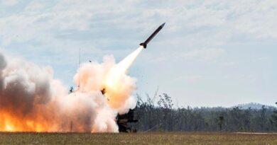Tên lửa phòng không Patriot Mỹ lần đầu khai hỏa tại Úc