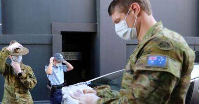 Cảnh sát NSW kêu gọi ADF hỗ trợ thực thi lệnh phong tỏa