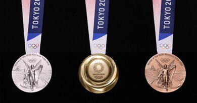 Bảng xếp hạng Olympic Tokyo 2020 (31/7 @3.00pm)