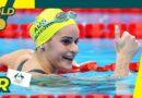 VÀNG 3: Kaylee McKeown giành HCV và phá kỷ lục Olympic nội dung 100 m ngửa nữ
