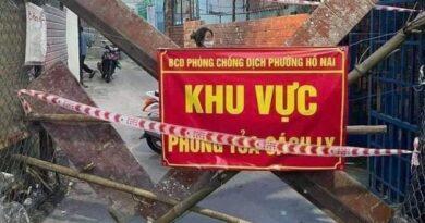 HÌNH ẢNH: Thành Hồ –Phong tỏa hay nhốt tù?