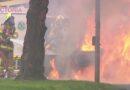 Mẹ và 2 đứa con chết trong vụ nổ xe hơi ở Melbourne