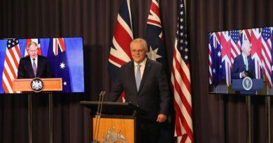 Úc-Anh-Mỹ lập liên minh an ninh AUKUS đối phó Trung Quốc