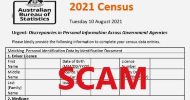 Người Úc cảnh báo hãy cảnh giác với trò lừa đảo qua email