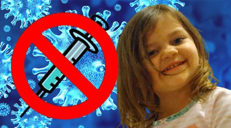 Bé gái 4 tuổi tử vong vì COVID sau khi lây từ mẹ là người bài vắc-xin