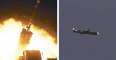 NÓNG: Triều Tiên vừa phóng 2 tên lửa đạn đạo về phía biển Nhật Bản