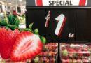 GIẢM GIÁ XUỐNG $1: Dâu tây bán với giá còn thấp hơn giá sản xuất