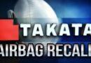 """Vẫn còn hàng triệu xe hơi sử dụng túi hơi """"chết người"""" Takata"""