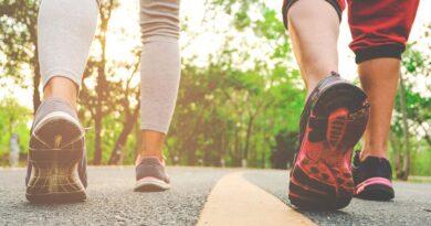 Lợi ích đáng kinh ngạc của việc đi bộ mỗi ngày