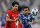 Thua Nhật Bản, Trung Quốc đứng cuối ở bảng đấu của Việt Nam