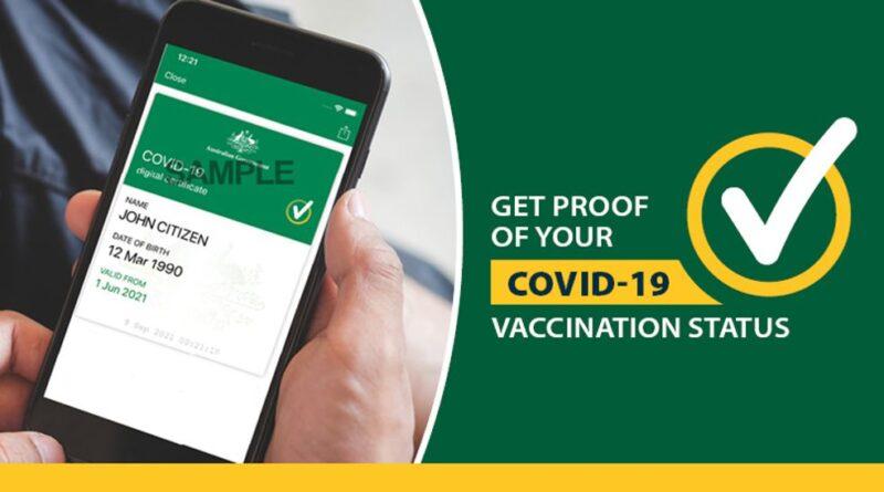 Làm thế nào để có được bằng chứng đã tiêm vắc-xin COVID-19