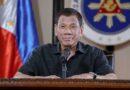 Lãnh đạo Philippines Rodrigo Duterte tuyên bố từ giã chính trường