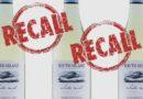 ĐỪNG UỐNG: Rượu trắng Sauvignon Blanc bị thu hồi vì chất sulphite không được khai báo