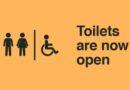 VIC 'lật ngược lại' lệnh cấm nhà vệ sinh công cộng tại các địa điểm thể thao ngoài trời