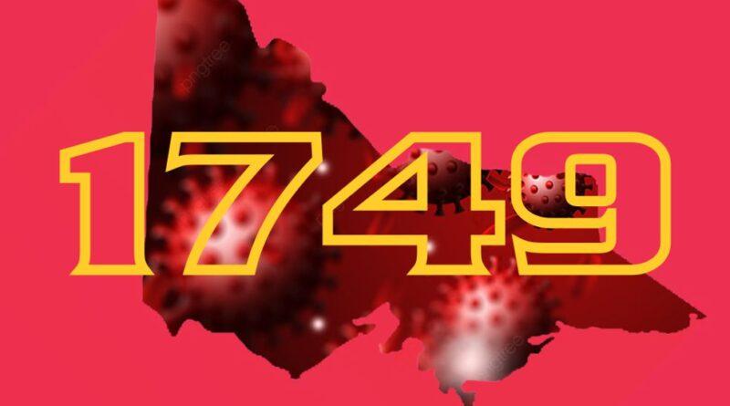 19/10: Đa số trường hợp nhập viện chưa tiêm chủng; 1,749 ca nhiễm mới & 11 tử vong