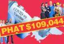 PHẠT $109,044: Các doanh nghiệp ở VIC đối mặt khoản tiền phạt khổng lồ nếu nhân viên không tiêm chủng từ Thứ Sáu 15/10