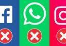 Facebook, Instagram & Whatsapp bị lỗi nghiêm trọng toàn cầu