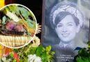 Trên bàn thờ Phi Nhung tại tang lễ Mỹ có đặt 1 món từng khiến Việt Hương khóc nghẹn