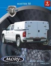 Mory Master 50 brochure