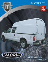 Mory Master 75 brochure