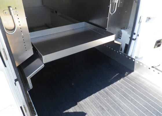 Rollout Truck Bed